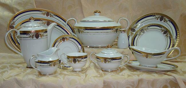 Фарфор - посуда для аристократов - Статьи о посуде, подарках и ...